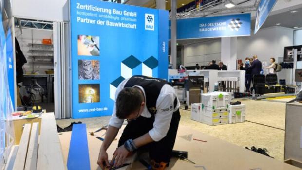 Trotz einiger Absagen stehen die Bauverbände hinter der Messe Bau, die im Januar 2021 in München stattfinden soll.