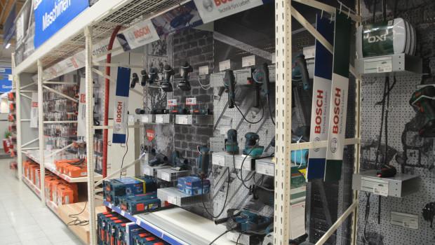 Akku-Geräte gehen im Fachhandel besser als in den Vertriebskanälen für Heimwerker, hat eine GfK-Studie ergeben.