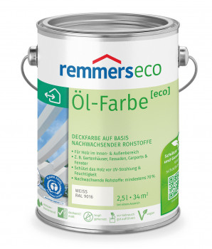 Remmers, Öl-Farbe eco