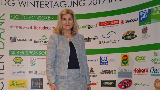 """Martina Mensing-Meckelburg wird den VDG weitere zwei Jahre führen - und tut das nach eigener Aussage """"mit großer Freude""""."""