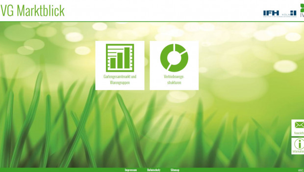 Die IVG stellt ihren Mitgliedern ein neues Datentool zur Verfügung.