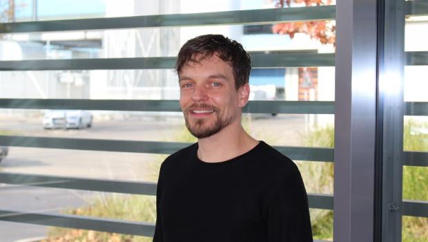 Zum 1. Oktober 2019 wurde Denis Haberstroh (35) neuer Marketingmanager bei Uzin und Wolff. [Bild: Uzin Utz Group]