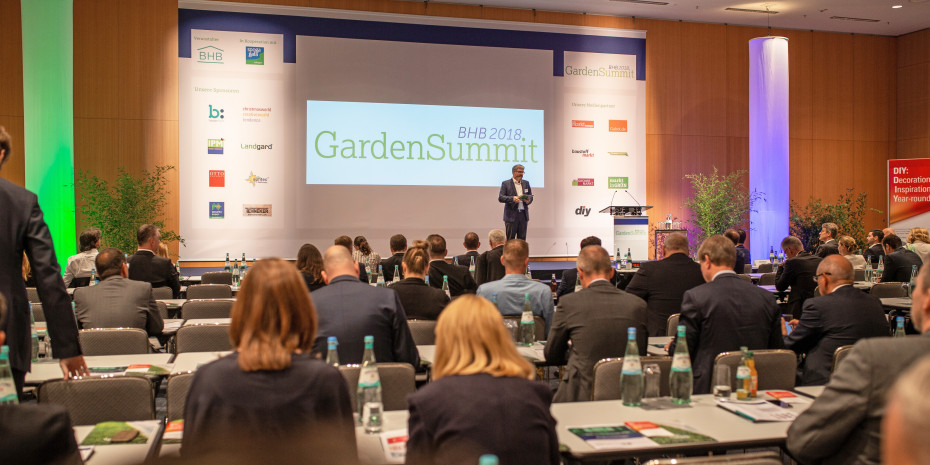 BHB Garten Summit, Geschäftsführer Peter Wüst