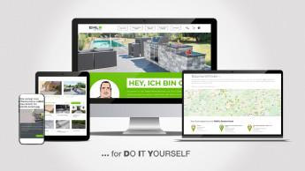 EHL launcht neue Website für Hobby-Heimwerker