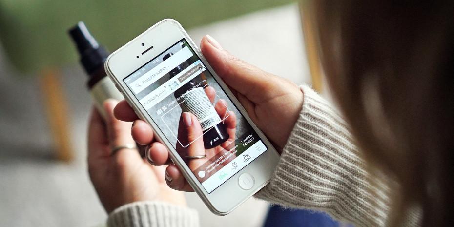 Kunden benutzen immer mehrihr eigenes Smartphone, um Produkte auszuwählen, Informationenabzurufen und zu bezahlen.