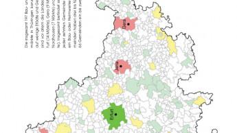 Bau- und Heimwerkermärkte in Thüringen