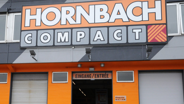 Der erste ist der letzte: Von drei Hornbach Compact-Märkten besteht nur noch der Pilotstandort in Bad Bergzabern.