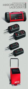 AEG-Automotive, Mikroprozessor-Ladegerät
