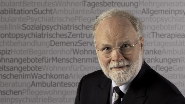 Der Psychotherapeut und Kabarettist Manfred Lütz wird auf dem siebten IVG-Forum Gartenmarkt sprechen.