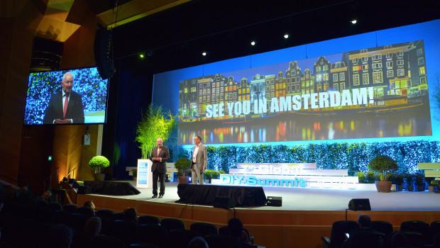 Auf dem diesjährigen Global DIY Summit in Dublin wurden die Teilnehmer bereits auf den Summit 2020 in Amsterdam eingestimmt.