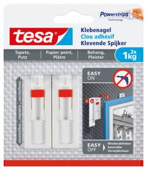 tesa, Klebenagel