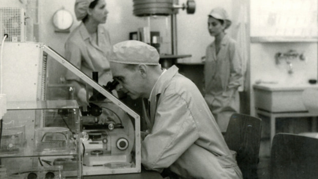 Vor 50 Jahren hat Bosch sein erstes Forschungsinstitut für Grundlagenforschung gegründet.