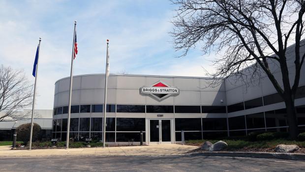 Der Hauptsitz von Briggs & Stratton befindet sich in Milwaukee in den USA.