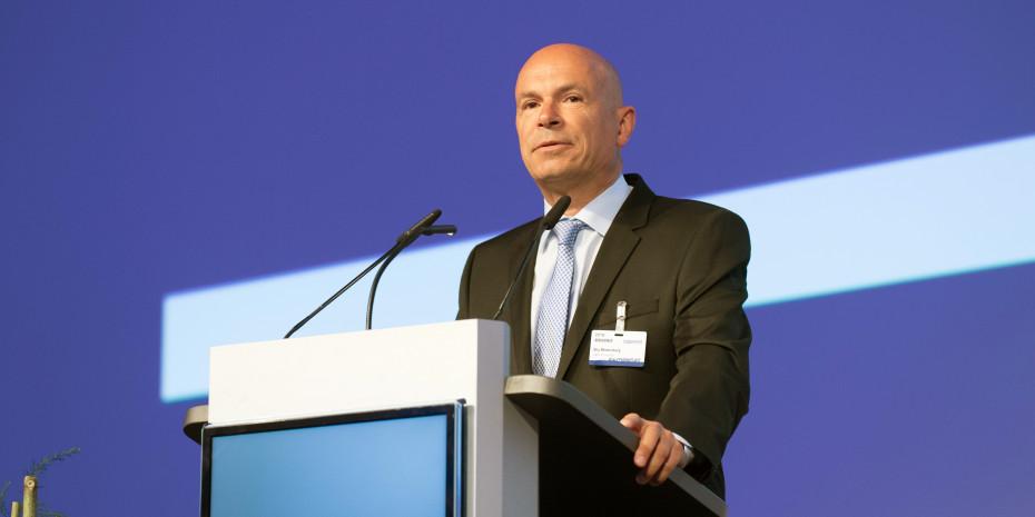 Aufsichtsratsvorsitzender der Eurobaustoff, Boy Meesenburg