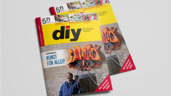 diy jetzt kostenlos für alle als E-Magazin