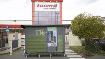 Toom unterstützt Verein Little Home