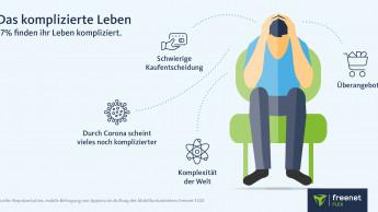 Deutsche halten ihr Leben für zu kompliziert