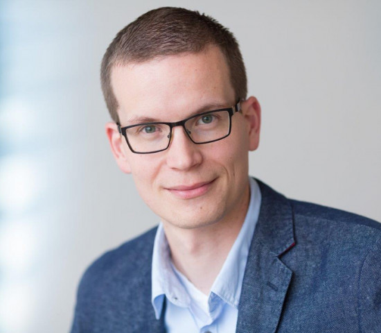 Sören Losch gehört dem Entwicklungsteam von Dataverde seit fünf Jahren an.