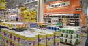Baumärkte in Italien bis Juli leicht im Minus