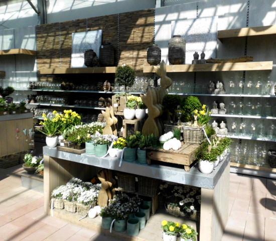 Auch in Hennef wird werden Hartware und Pflanze im Verbund präsentiert.