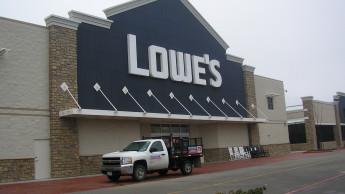 Lowe's verliert Umsatz und schließt 34 Märkte in Kanada