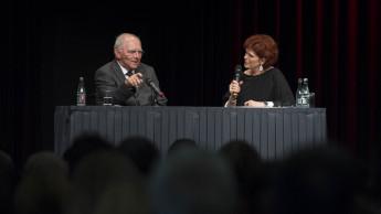 Wolfgang Schäuble zu Gast bei Würth