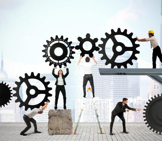 Teamwork, DIY Branche