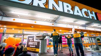 Corona kurbelte die Hornbach-Umsätze 2020/2021 kräftig an