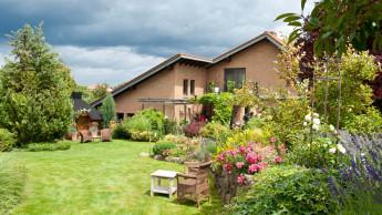 Der eigene Garten ist mit das wichtigste Motiv für den Hausbau