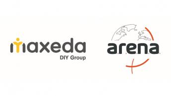 Maxeda DIY Group ist achtes Arena-Mitglied