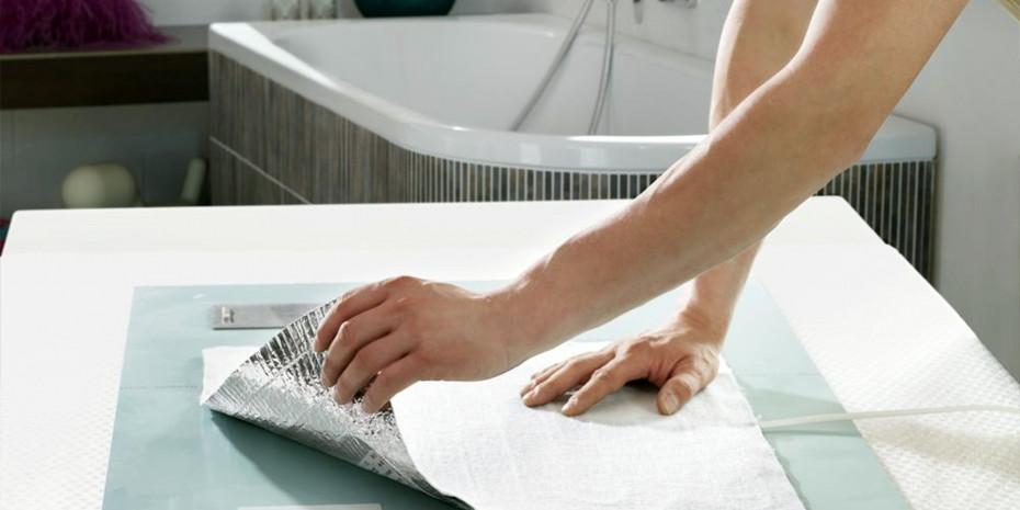 AEG Haustechnik, AEG-Spiegelheizung