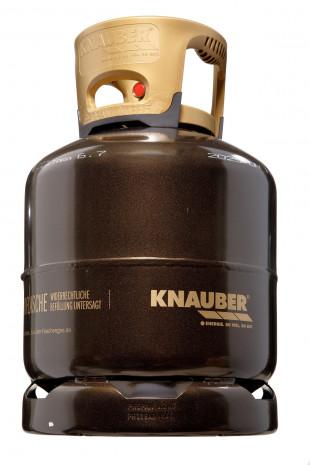 Knauber, Grill-Gasflasche