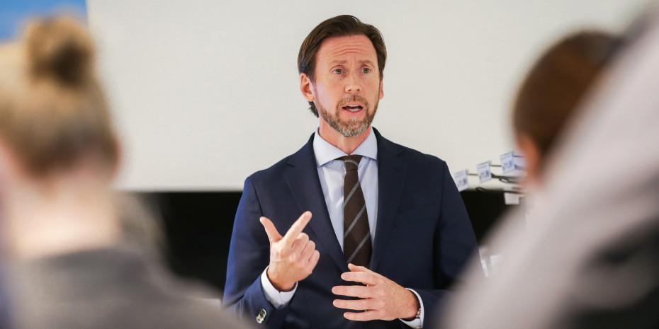 Klas Balkow, Präsident und CEO von Clas Ohlson