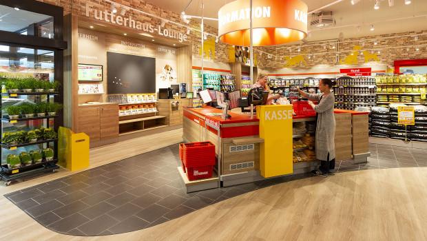 """""""Das Futterhaus"""" meldet für das erste Halbjahr 2018 einen Gesamtumsatz von 175,6 Mio. €."""