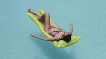 Klimageräte und Badeprodukte im Juni besonders nachgefragt