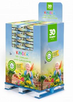Gregor Ziegler GmbH, Kinder BIO Gemüse- und Gartenerde