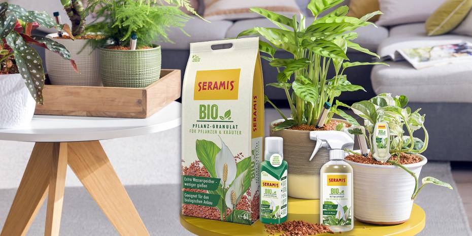 Die neue Bio-Linie kommt mit vier Produkten auf den Markt.