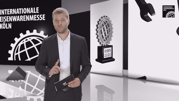 """Die Preisverleihung zum diesjährigen """"Eisen 2020 Innovation-Award"""" erfolgte dieses Mal Corona-bedingt digital und ohne Publikum und Gäste."""