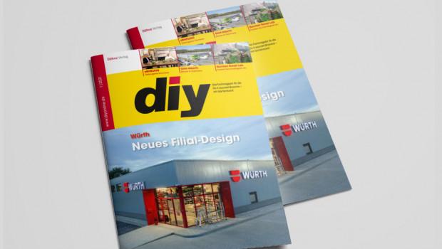 Die Printausgabe von diy 1/2021 ist jetzt erschienen.