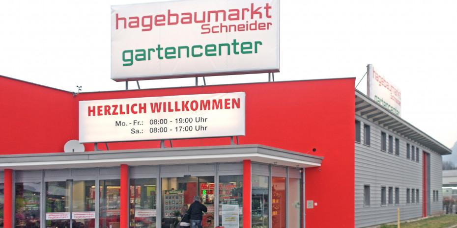 Hagebaumarkt, Kufstein