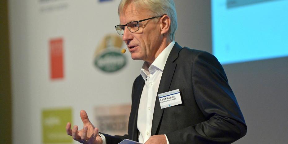 BHB, Vorstandssprecher Detlef Riesch