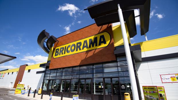 Zu Bricorama gehören 135 Standorte in Frankreich.