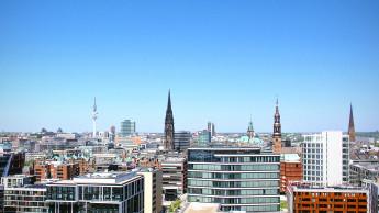 Hamburg an der Spitze des DDW-Standortrankings