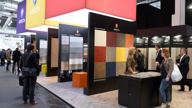 Die Domotex Hannover gilt als die weltweit führende Fachmesse für Teppiche und Bodenbeläge.