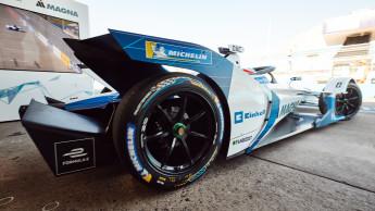 Einhell startet Kampagne als Partner von BMW i Motorsport