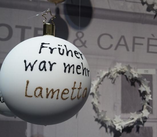 Die Christmasworld bestätigt eine alte Weisheit.