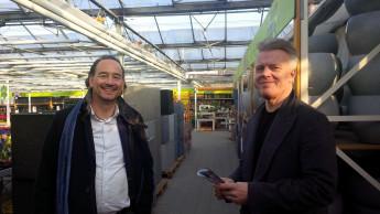 Sagaflor setzt eigene Warenwirtschaft jetzt auch im Gartencenter um