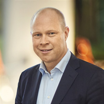 Kann für Gardena zum fünften Mal in Folge einen Rekordumsatz vermelden: Pär Åström, President der Gardena Division.