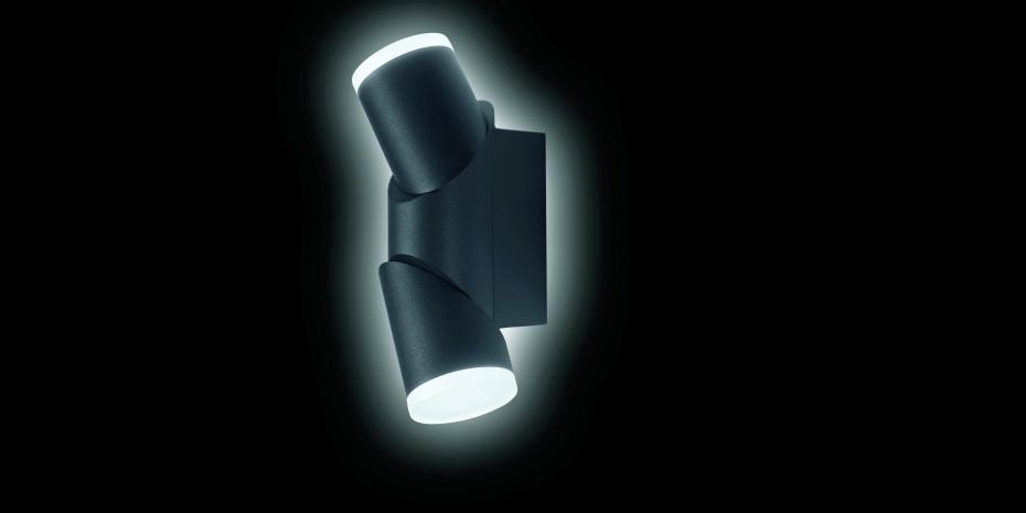 LED-Wandleuchten, Endura Style Updown Flex