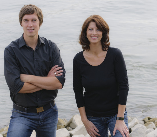 Kai Danneberg und Iris Westermeier